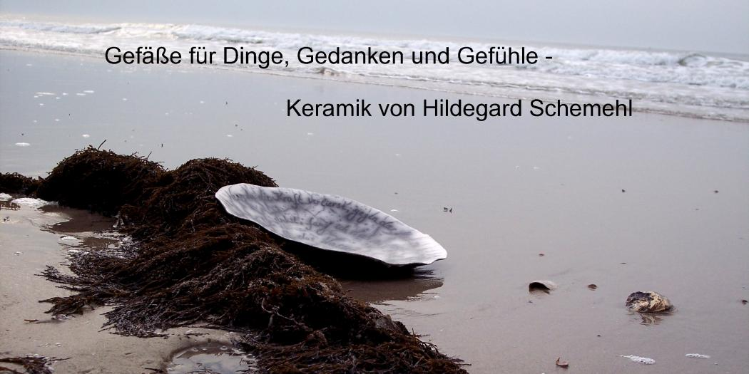 Raku Keramik Hildegard Schemehl