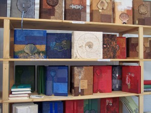 Buchobjekte Annette Schiffmann