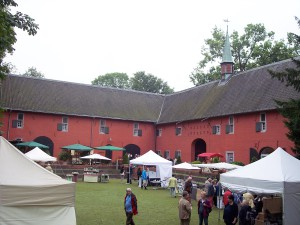 Keramikmarkt Schloss Rheydt