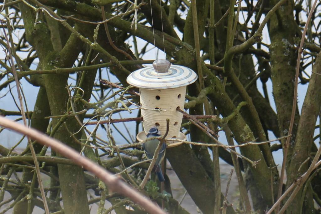 Vogelfutterstation Keramik