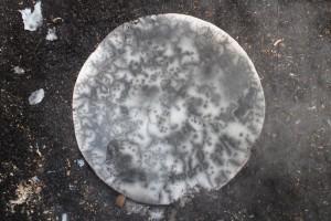 Schale Naked Raku Keramik