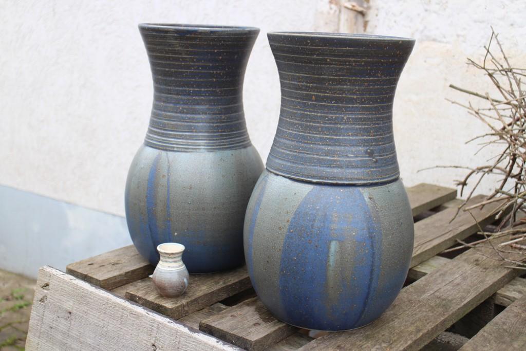 Bodenvasen Keramik