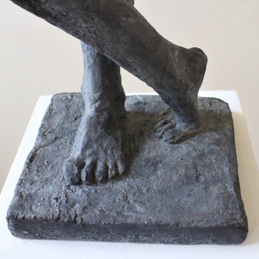 Bronze Burkhard Bumann-Döres