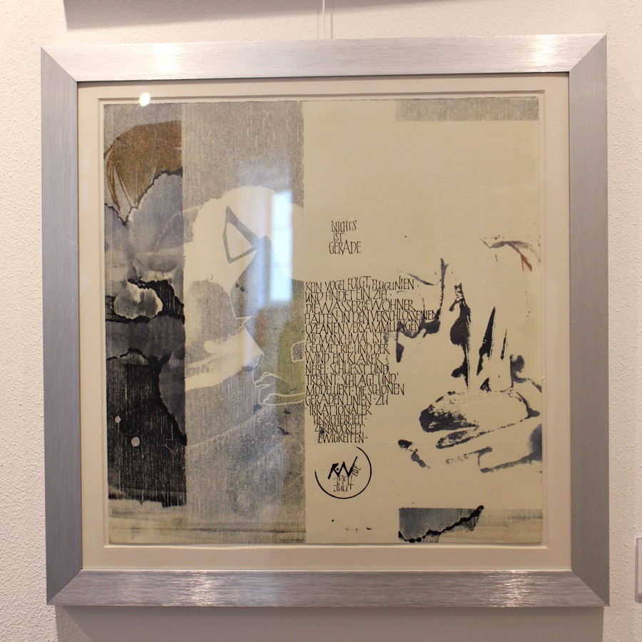 Kalligraphie Renate Weise