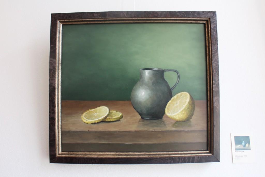 Malerei Nies van Dijk