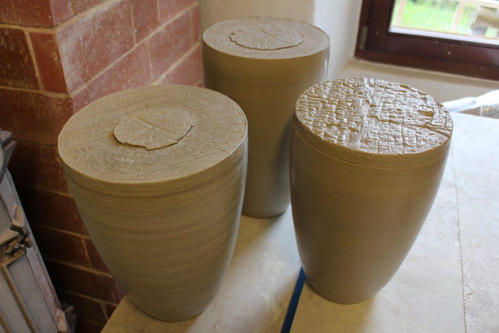 Polierte Keramik